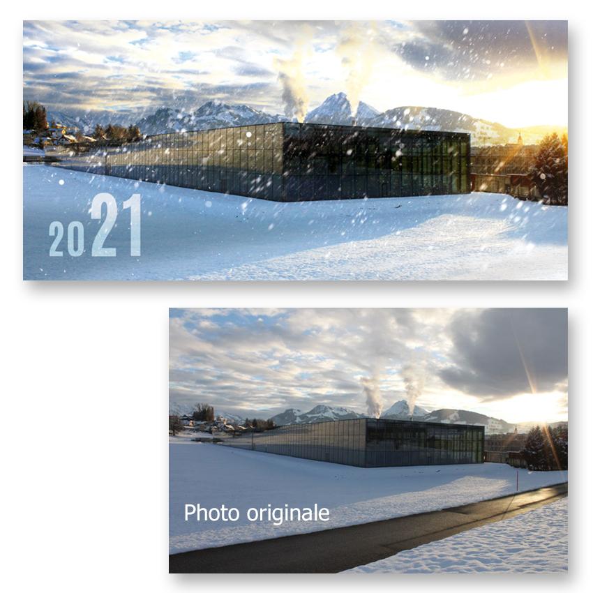Glas Trösch - voeux 2021