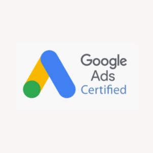 Certification Google - campagnes numériques exprime communication
