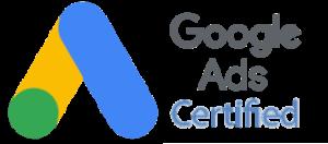 Certification Google Ads - campagnes numériques exprime communication