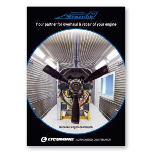 MecanAir banc essai moteurs avions