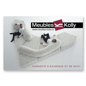 Bâche canapé Edra Meubles Kolly