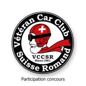 Concours logo Veteran Car Club Suisse-Romand